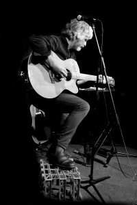 John Bramwell at The Old Stables